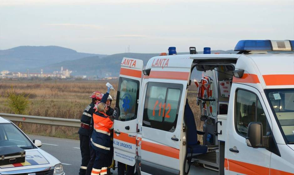 Serviciul de Ambulanţă Cluj