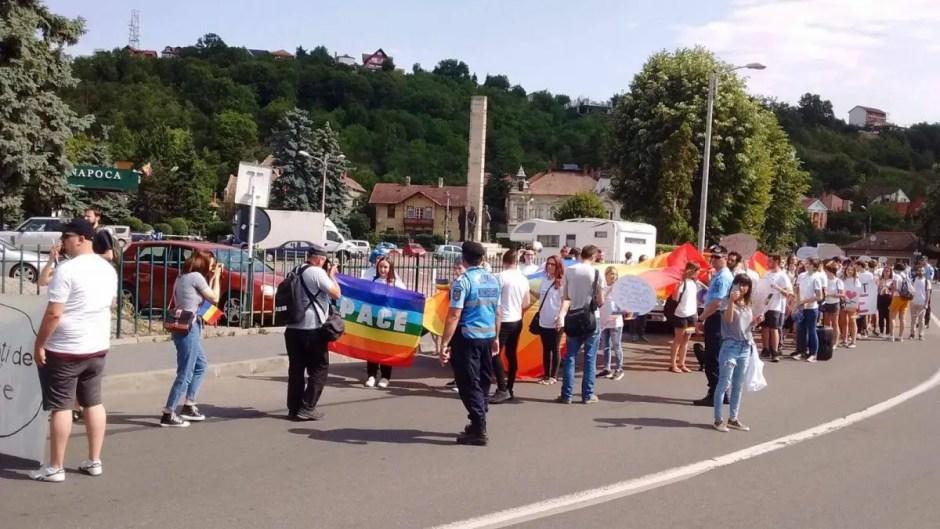 Comunitatea LGBT a anunţat un nou marş în Cluj-Napoca