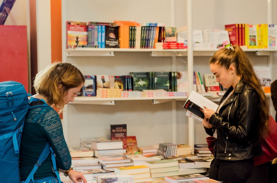 Salonul de Carte Bookfest