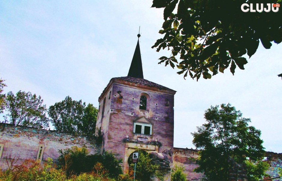 castelul kornis cluj