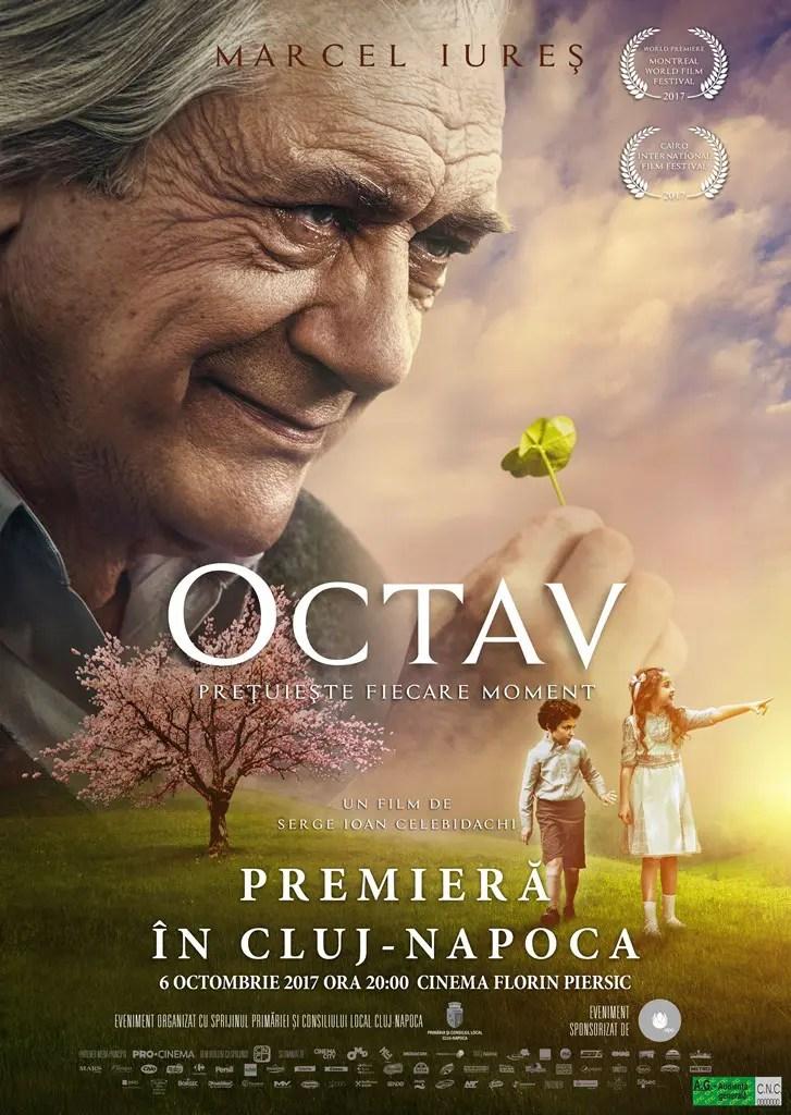 """Filmul """"Octav"""" va avea premiera la Cluj-Napoca"""