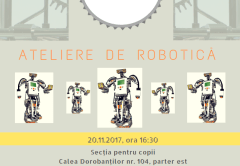 Ateliere de robotică