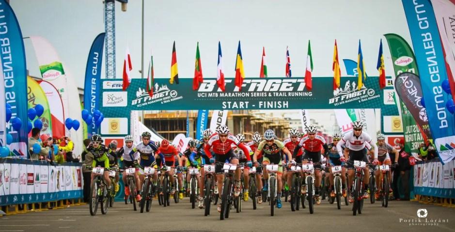 Maratonul de Ciclism Internaţional va avea loc, din nou, la Cluj