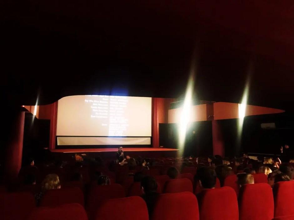 la cinema, devin cineva