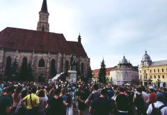 protest cluj 20 iunie 2018