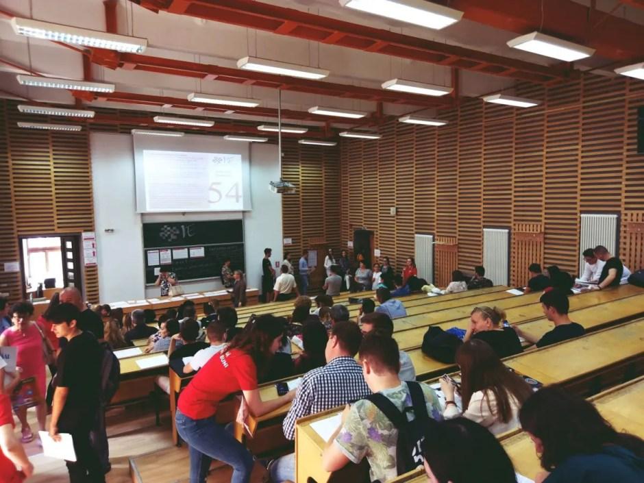 Peste 5000 de absolvenți de liceu s-au înscris la Universitatea Tehnică din Cluj-Napoca