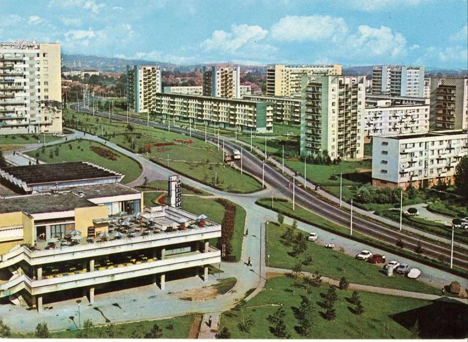 Curiozități despre cartierul Gheorgheni din Cluj-Napoca