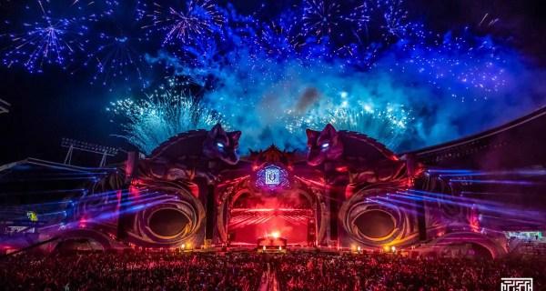A doua zi a festivalului UNTOLD a atras în tărâmul plin de magie peste 89.000 de participanți din toate colțurile lumii