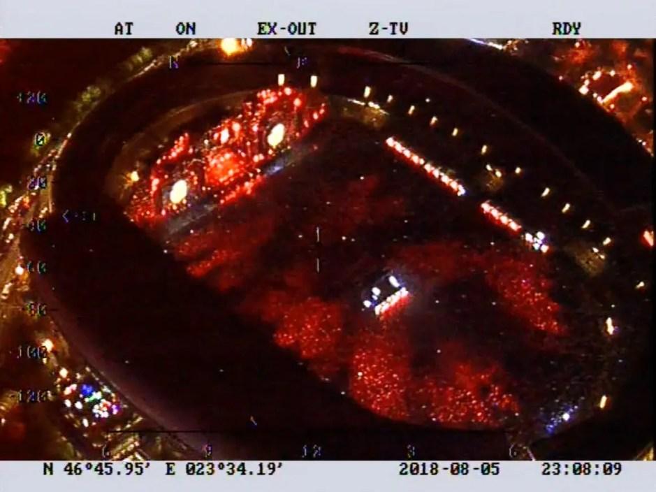Cum s-a văzut festivalul UNTOLD din elicopterul MAI