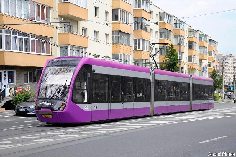 Primăria Cluj-Napoca va cumpăra 22 de tramvaie noi   Acestea sunt produse la Arad