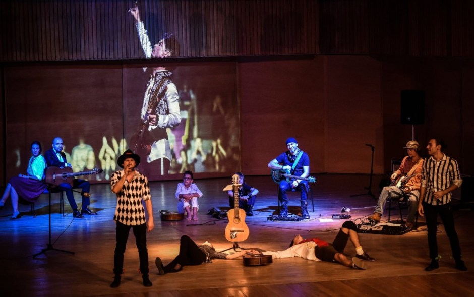 """""""Povestea Chitarei"""" ajunge la Cluj cu primele două spectacole de teatru-muzical ale trilogiei"""