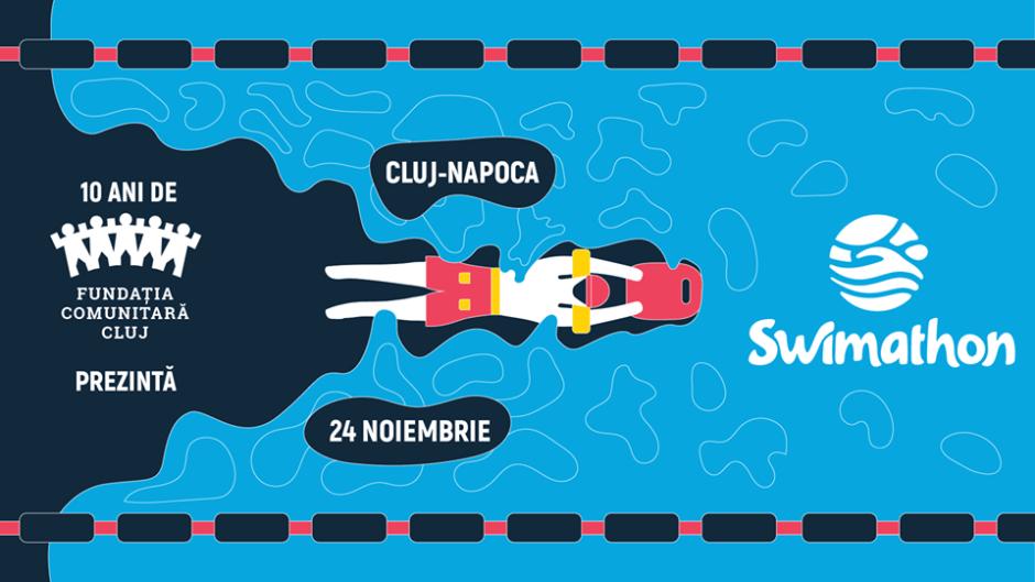 O nouă ediţie a evenimentului Swimathon Cluj