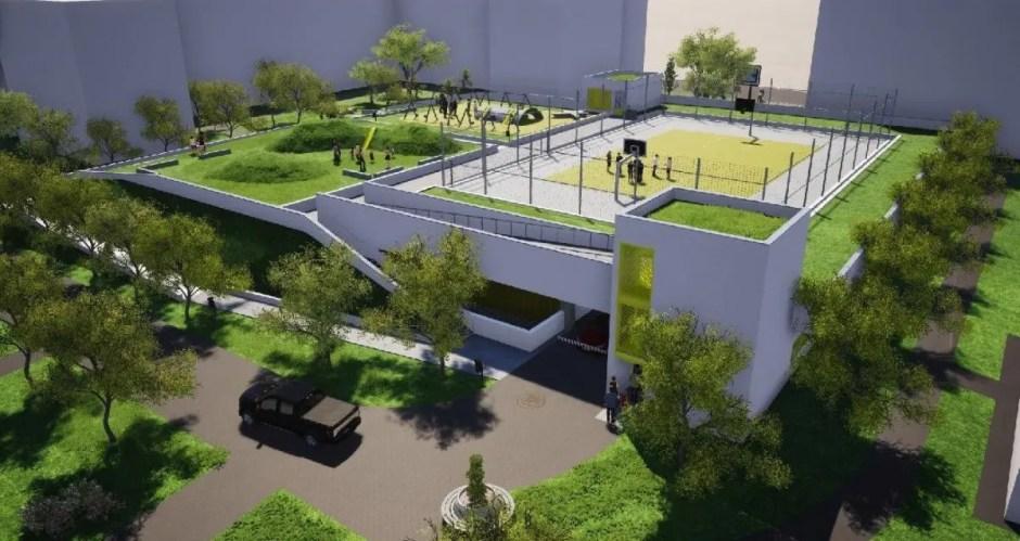 Săptămâna viitoare începe construcţia unui nou parking în cartierul Mănăștur (strada Mogoșoaia)