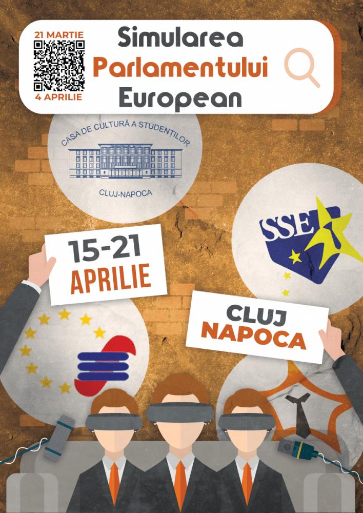 Simularea Parlamentului European la Cluj