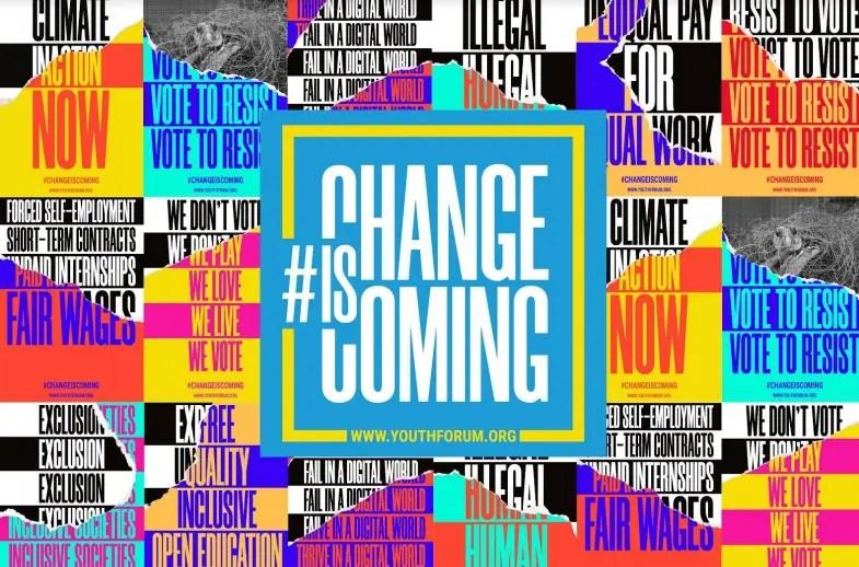 Cluj-Napoca găzduiește o campanie internațională de stimulare a participării tinerilor la Alegerile Europarlamentare