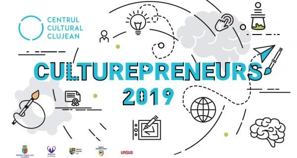 Centrul Cultural Clujean dă startul programului Culturepreneurs 2019