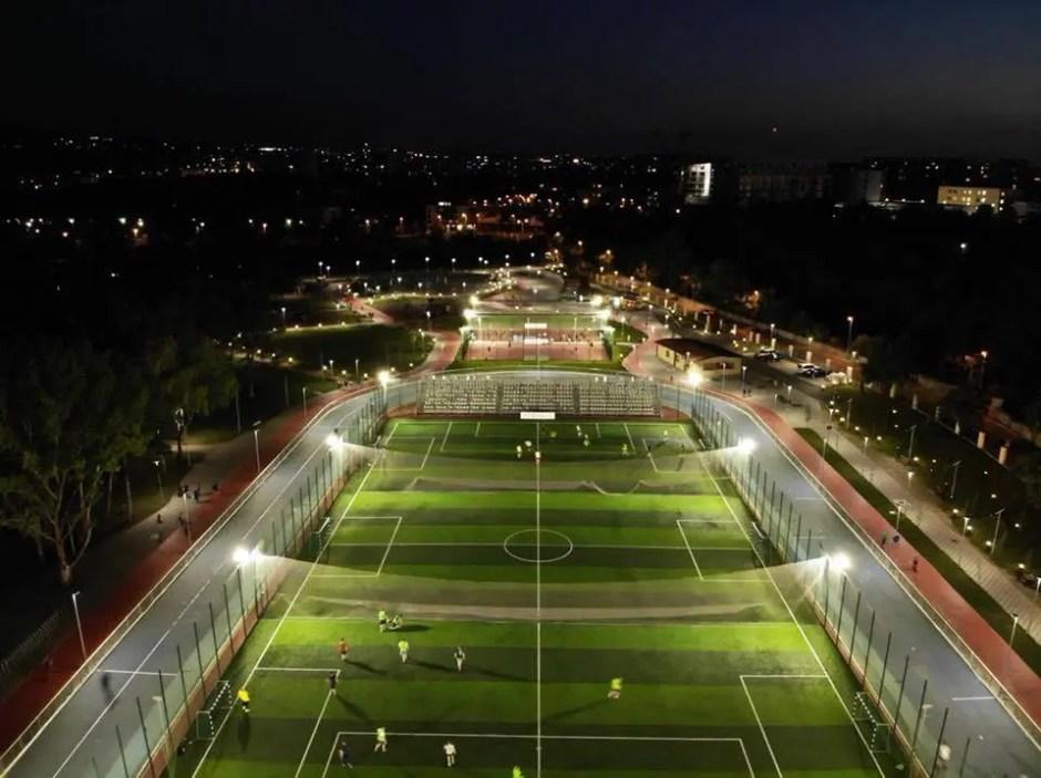"""Zona """"La Terenuri"""" din Mănăștur va fi transformată în bază sportivă și de agrement"""