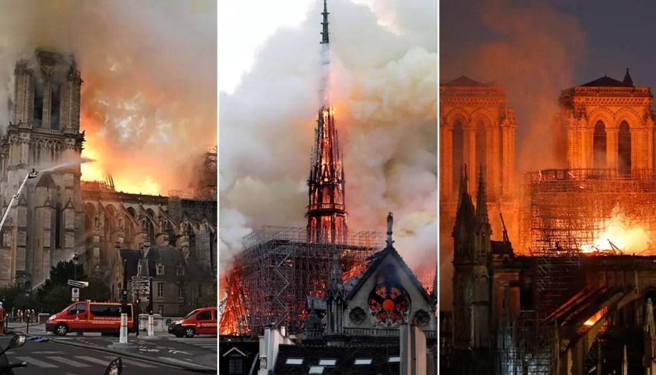 Consiliul Judeţean Cluj va dona 100.000 de lei pentru reconstruirea catedralei Notre-Dame din Paris