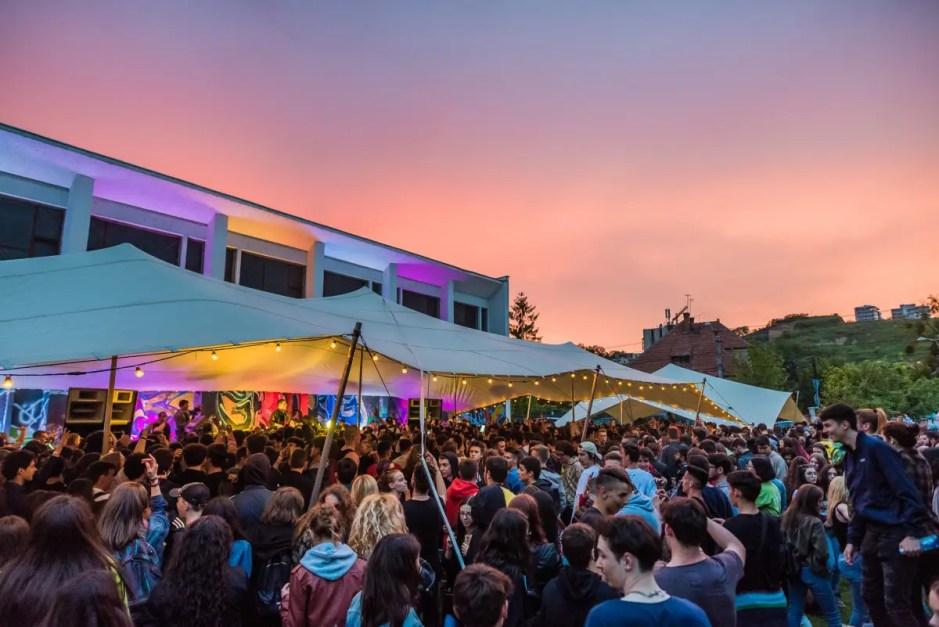 Netsky – show surpriză marca Electric Castle pentru susținerea evenimentului caritabil Ghibstock de la Cluj