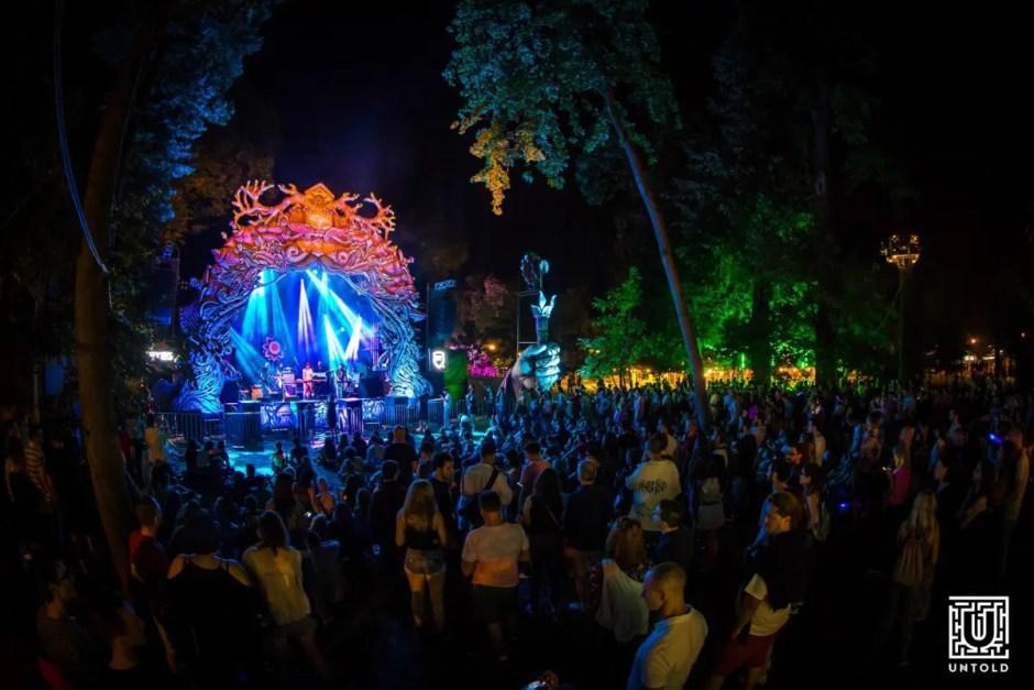 UNTOLD 2019: noi artisti anuntati la scenele Fortune si Forest
