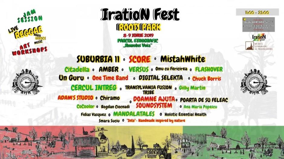 festival de muzica reggae cluj