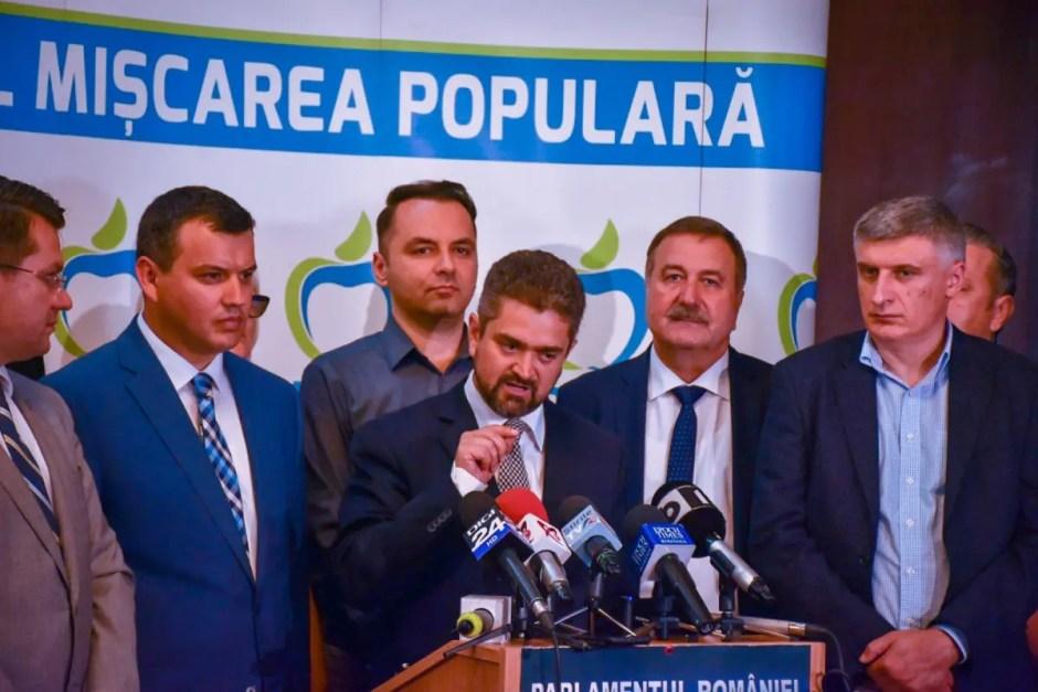 Traian Băsescu trimite PMP la prezidențiale cu Theodor Paleologu