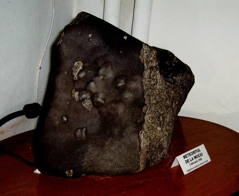meteorit cluj