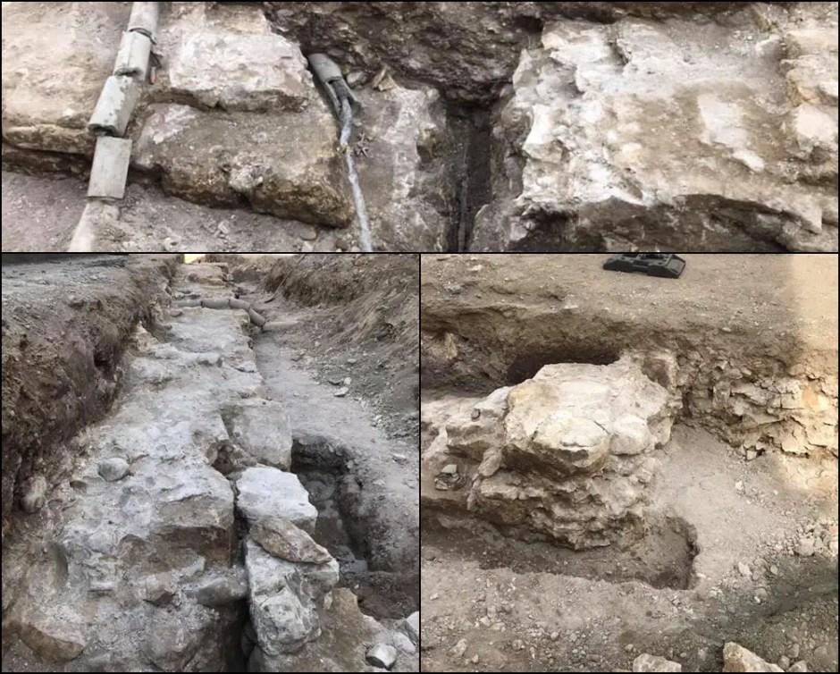Poarta principală a Clujului construită acum 500 de ani descoperită pe şantierul de pe strada Regele Ferdinand
