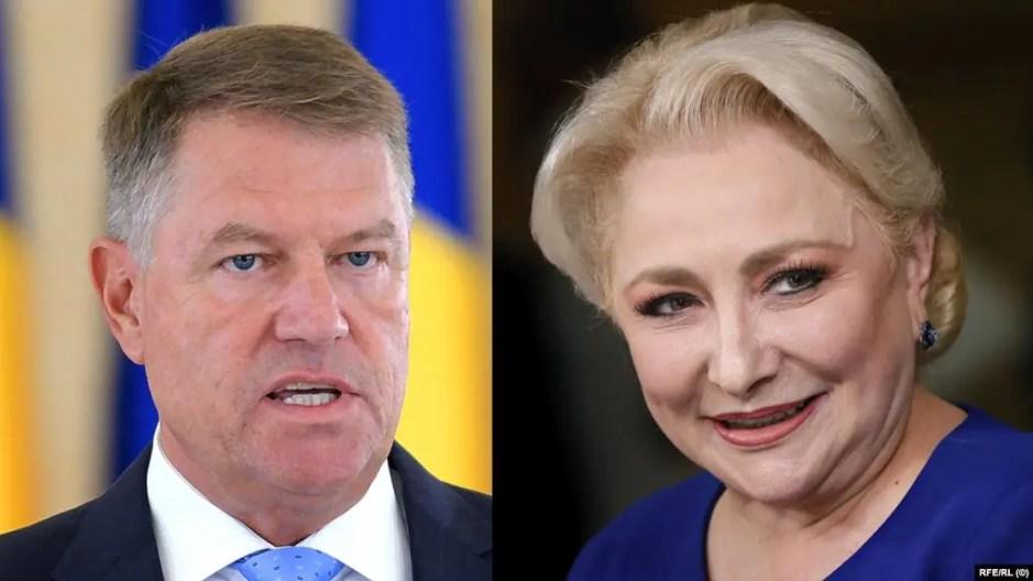 Alegeri Prezidenţiale | Klaus Iohannis o învinge pe Viorica Dăncilă