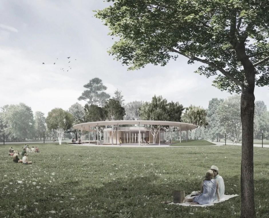 Cum va arăta Parcul Feroviarilor din Cluj
