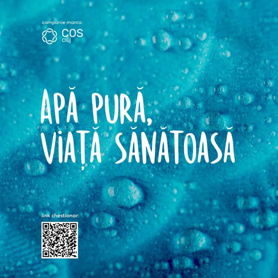 Studiu asupra apei potabile din facultățile clujene