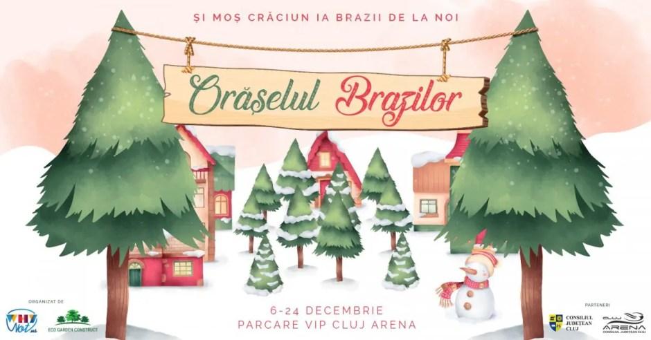 Orăşelul Brazilor