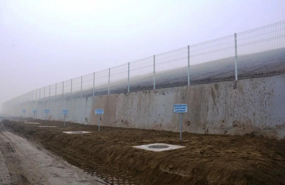 Groapa de gunoi de la Pata Rât a fost oficial închisă şi ecologizată