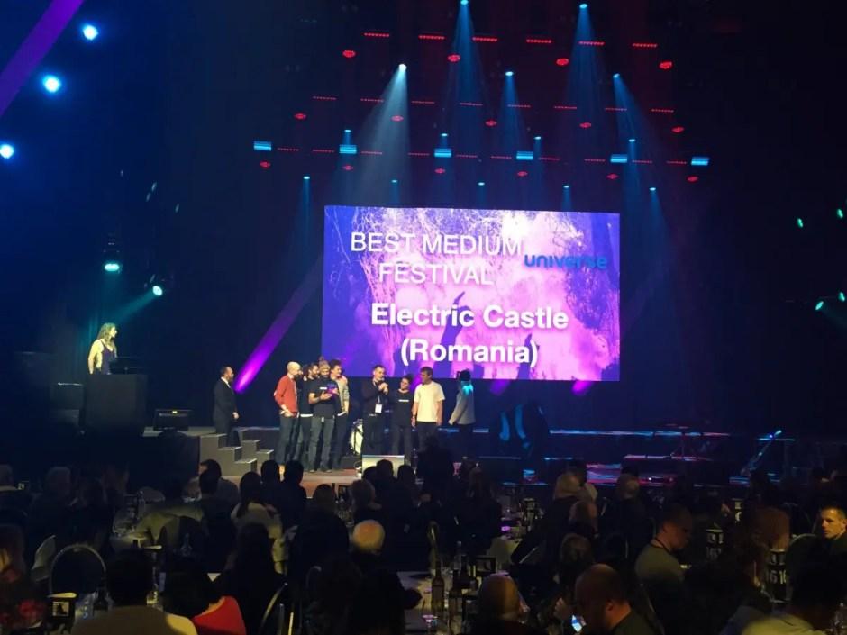 Festivalul Electric Castle a fost desemnat cel mai bun festival din Europa