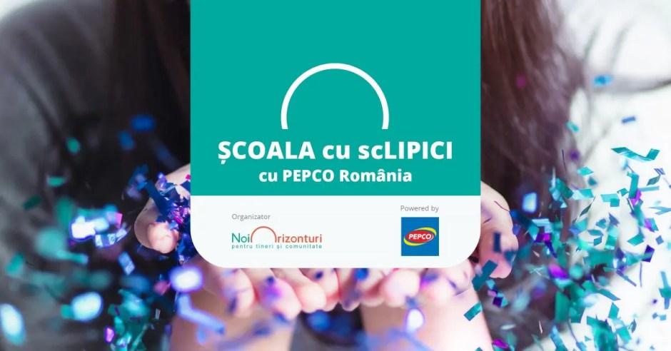 Școlile din mediul rural din județul Cluj pot organiza tabăra de vară ȘCOALA cu scLIPICI