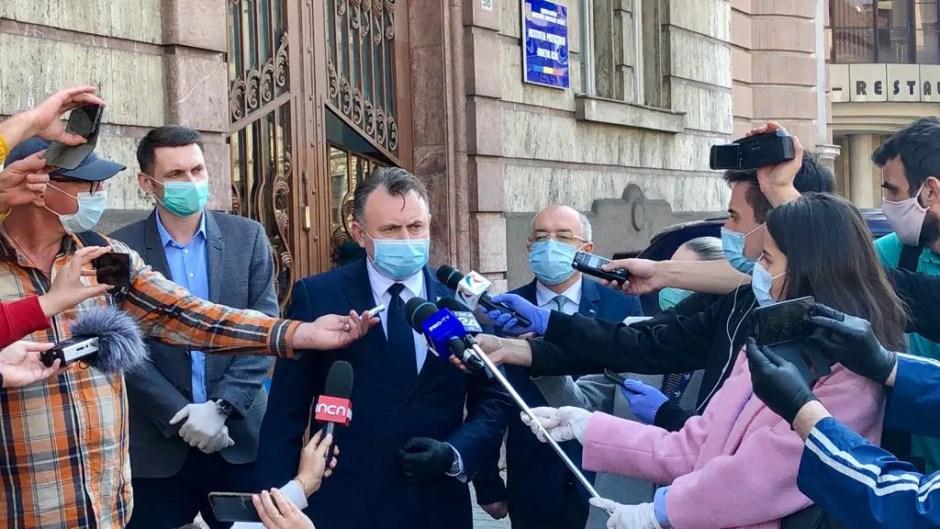 Ministrul Sănătăţii laudă Clujul in contextul pandemiei de coronavirus: un exemplu de bună practică
