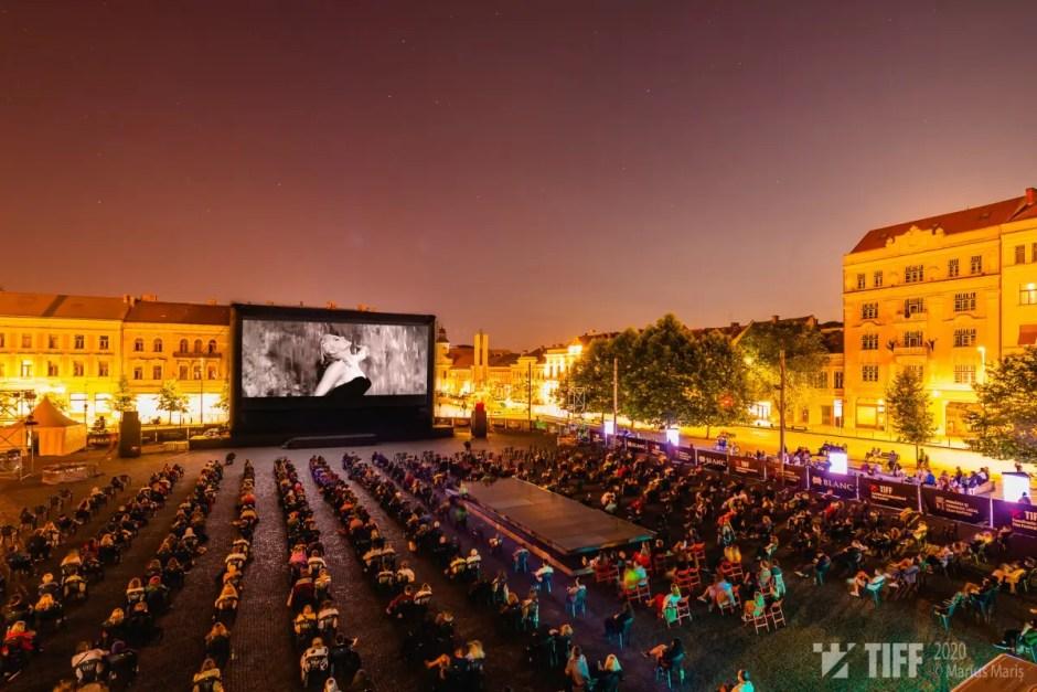 45.000 de oameni au văzut filme în aer liber la TIFF 2020 - o ediţie desfăşurată în condiţii speciale
