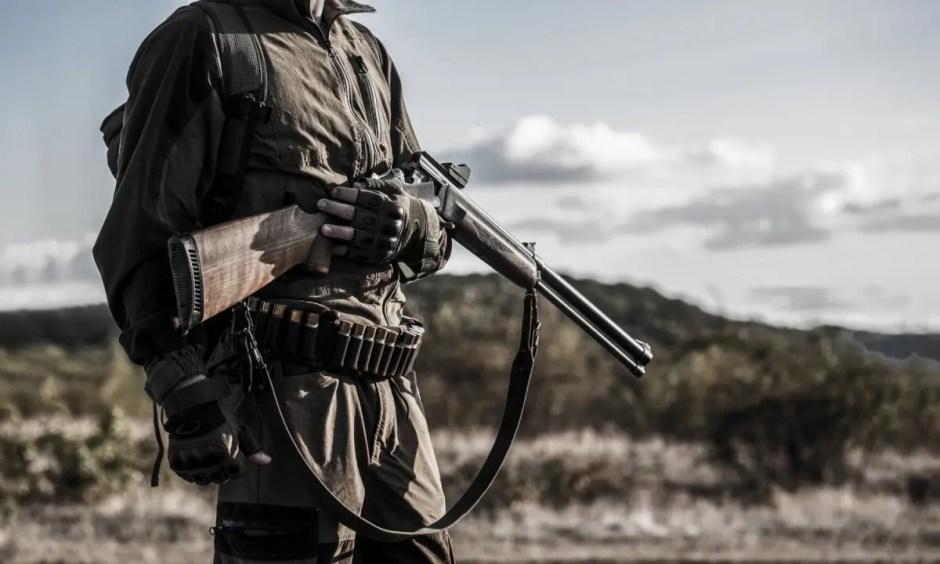 Tipuri de arme de vanatoare