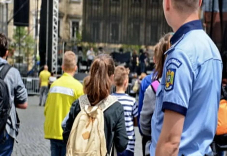 Poliția Siguranță Școlară își începe azi activitatea