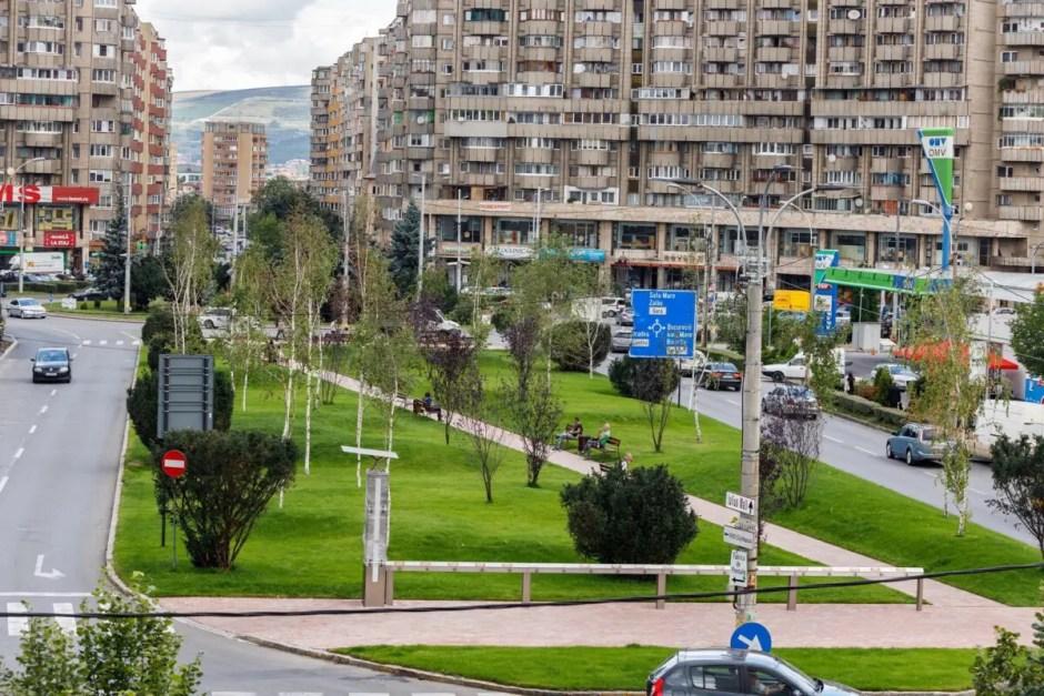 Parcare subterană cu minim 260 de locuri în cartierul Mărăşti din Cluj-Napoca