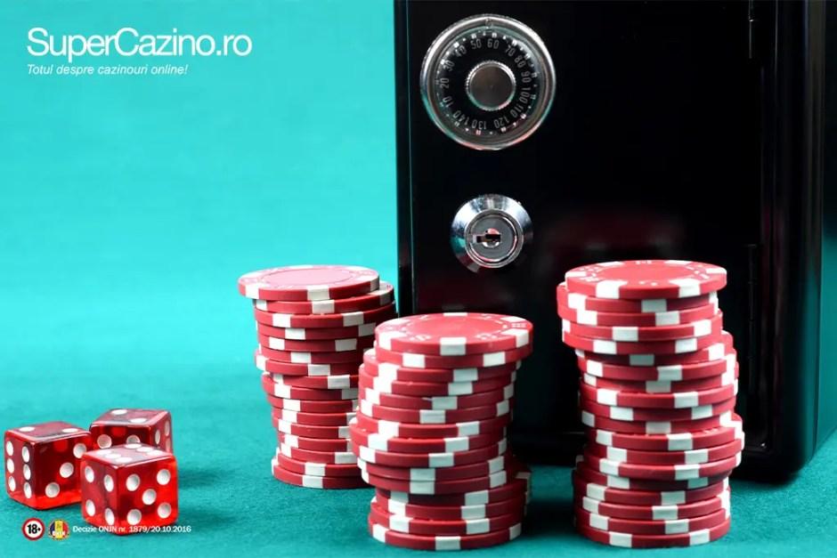 TOP sfaturi pentru a fi în siguranță atunci când te joci la cazinourile online