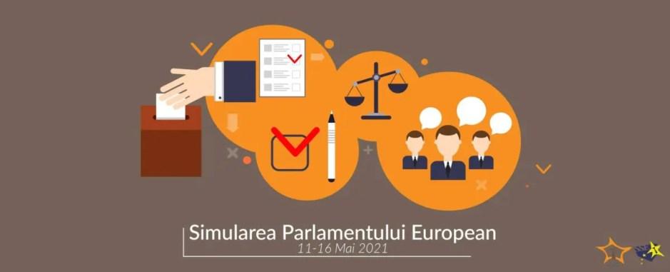 Simularea Parlamentului European