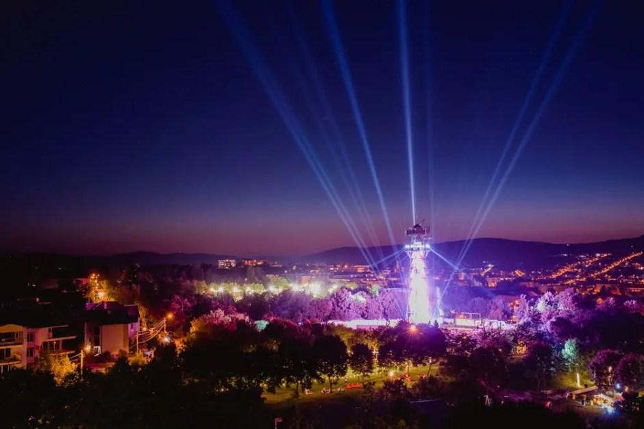 Peste 186.000 de participanţi la ediţia specială Electric Castle