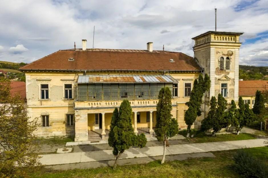 Ziua Porților Deschise la Castelul Bánffy din Borșa