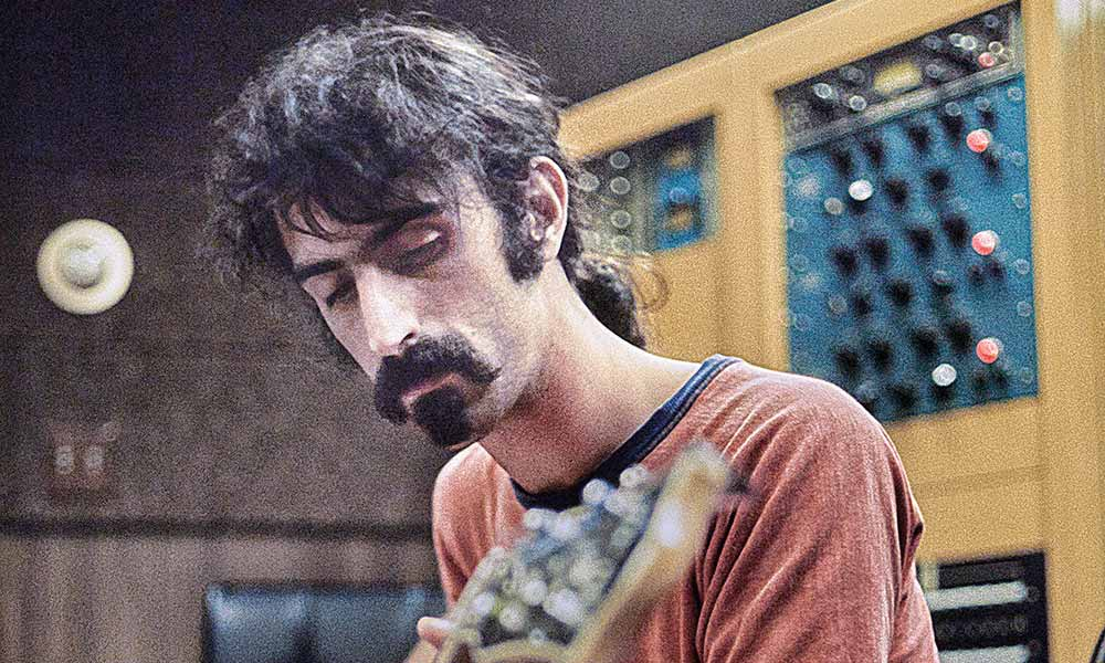 Frank Zappa –  the private life and unique work