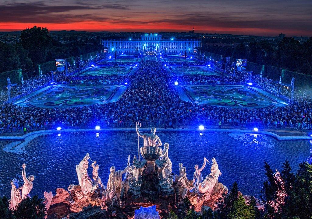 Summer Night Concert from Vienna 2021