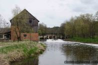 Th mill in Chobielin/ Młyn w Chobielinie