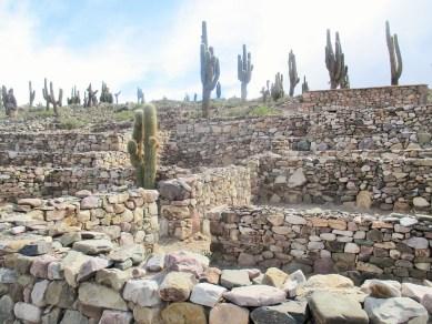 Houses in Pucara
