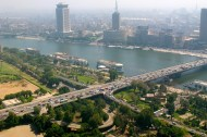 View from the Cairo Tower