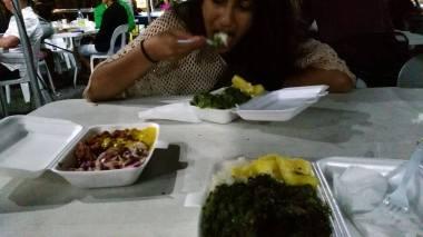 Muri Night Market food